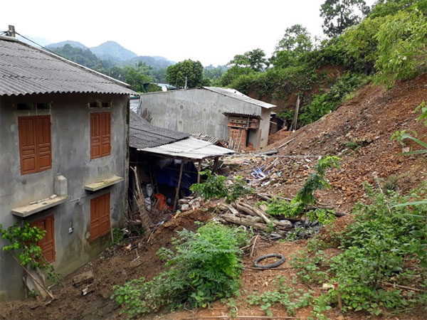 Landslides, flood risks, disaster-prone areas, Vietnam economy, Vietnamnet bridge, English news about Vietnam, Vietnam news, news about Vietnam, English news, Vietnamnet news, latest news on Vietnam, Vietnam
