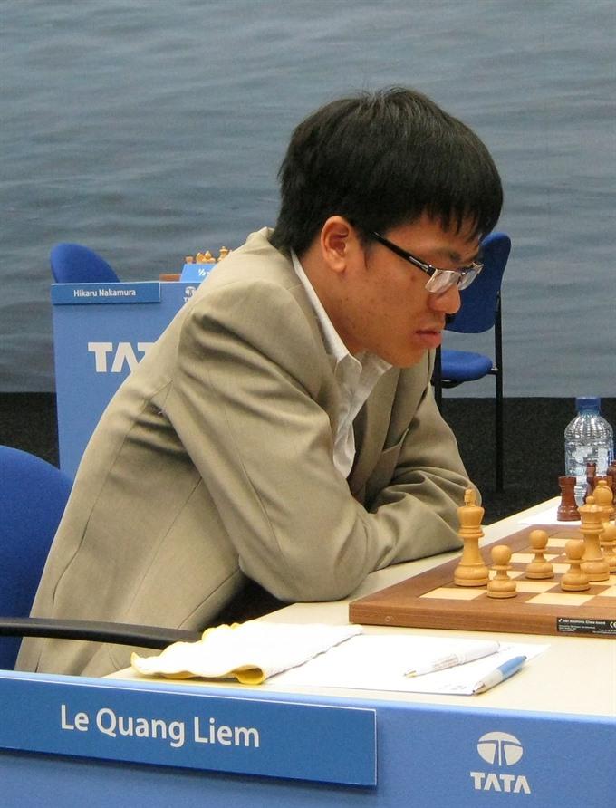 Danzhou chess: Le Quang Liem draws match, slips to third, Sports news, football, Vietnam sports, vietnamnet bridge, english news, Vietnam news, news Vietnam, vietnamnet news, Vietnam net news, Vietnam latest news, vn news, Vietnam breaking news
