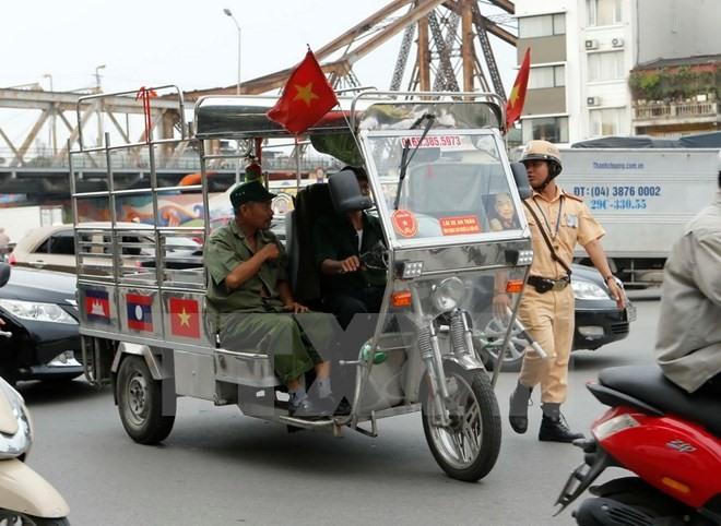 Hanoi draws up plan to withdraw sub-standard three-wheelers, social news, vietnamnet bridge, english news, Vietnam news, news Vietnam, vietnamnet news, Vietnam net news, Vietnam latest news, vn news, Vietnam breaking news