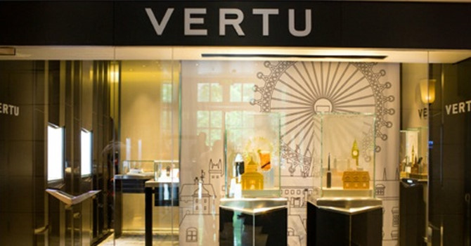 Vertu smartphones still attract the rich despite factory closure