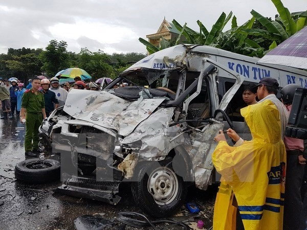 HCM City, int'l traffic safety conference, solutions for sustainable transport development, Vietnam economy, Vietnamnet bridge, English news about Vietnam, Vietnam news, news about Vietnam, English news, Vietnamnet news, latest news on Vietnam, Vietnam
