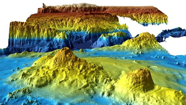 MH370 search data unveils fishing hotspots, ancient geological movements