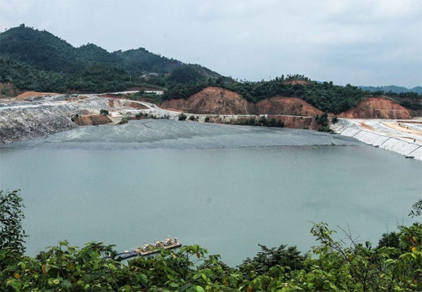 Nui Phao mining project, violations, fined, Vietnam economy, Vietnamnet bridge, English news about Vietnam, Vietnam news, news about Vietnam, English news, Vietnamnet news, latest news on Vietnam, Vietnam