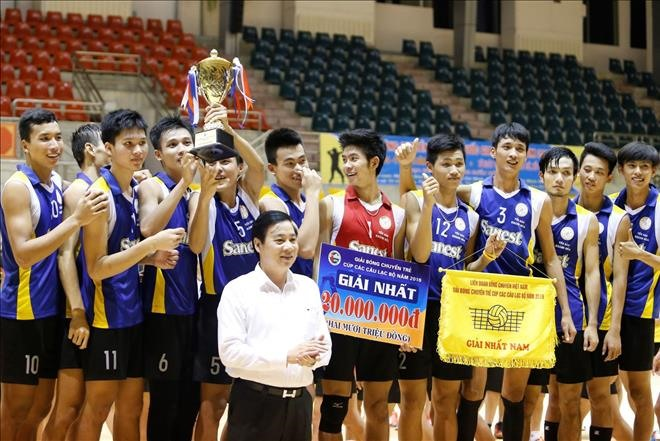 Khanh Hoa to host volleyball event