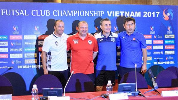 AFC Futsal Club Championship, Thai Sơn Nam, Vietnam economy, Vietnamnet bridge, English news about Vietnam, Vietnam news, news about Vietnam, English news, Vietnamnet news, latest news on Vietnam, Vietnam