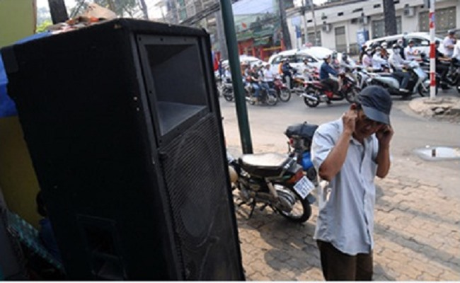 Noise pollution worsens in HCM City, Vietnam environment, climate change in Vietnam, Vietnam weather, Vietnam climate, pollution in Vietnam, environmental news, sci-tech news, vietnamnet bridge, english news, Vietnam news, news Vietnam, vietnamnet news
