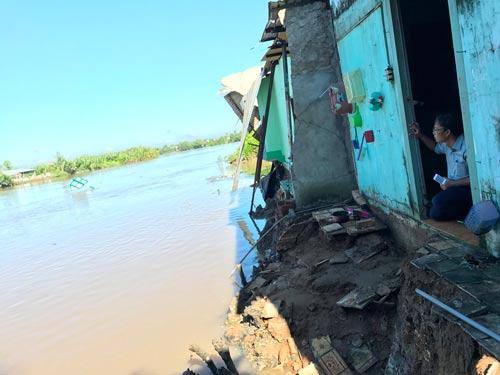 Landslides in HCMC: 40 'black spots' still exist