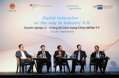 Local firms not well prepared for Fourth Industrial Revolution, vietnam economy, business news, vn news, vietnamnet bridge, english news, Vietnam news, news Vietnam, vietnamnet news, vn news, Vietnam net news, Vietnam latest news, Vietnam breaking news
