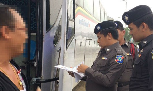 Vietnamese firm found for holding illegal tour to Thailand