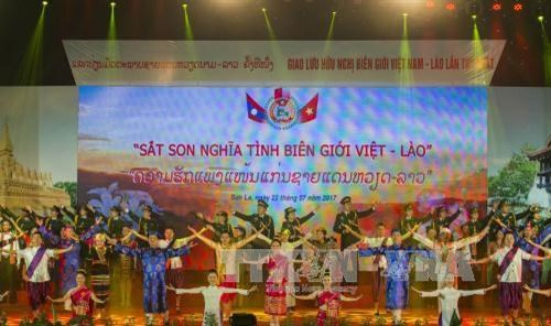 Vietnam, Laos border guards hold joint patrol, Government news, Vietnam breaking news, politic news, vietnamnet bridge, english news, Vietnam news, news Vietnam, vietnamnet news, Vietnam net news, Vietnam latest news, vn news