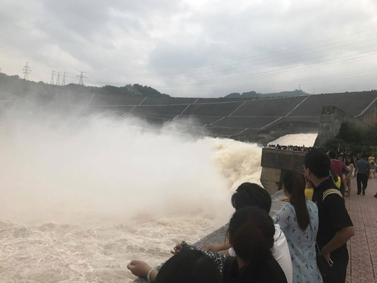 Hydropower plants in danger as water capacity reaches high levels