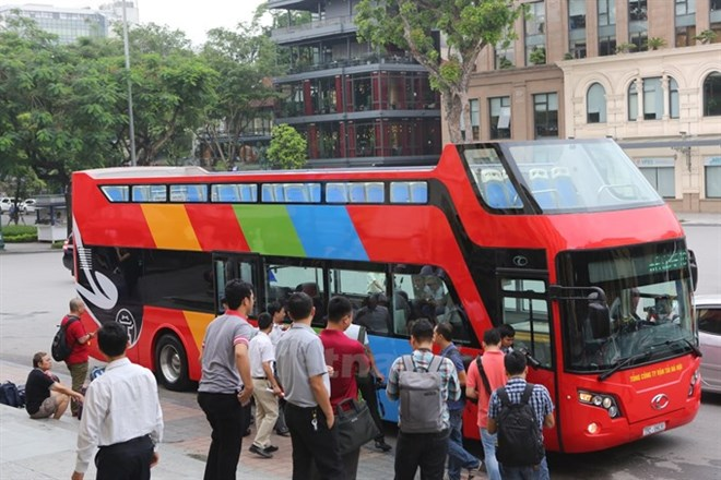 Transport Ministry stops operation of new double-decker buses