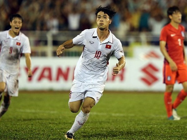 Vietnam earns slot in final round of AFC U23 champs