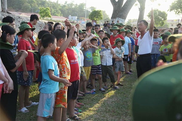 Life skills classes, basic military skills, teaching methods, Vietnam economy, Vietnamnet bridge, English news about Vietnam, Vietnam news, news about Vietnam, English news, Vietnamnet news, latest news on Vietnam, Vietnam