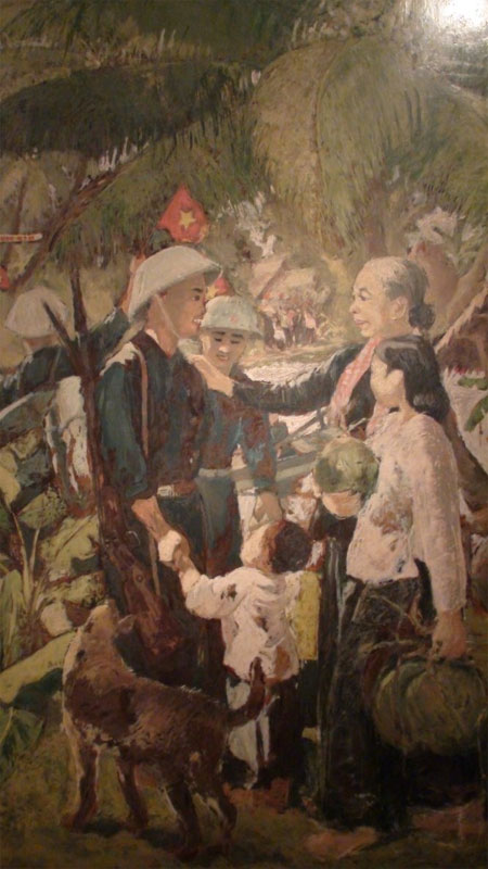 Viet Nam Fine Arts Museum, years of resistance, Vietnam economy, Vietnamnet bridge, English news about Vietnam, Vietnam news, news about Vietnam, English news, Vietnamnet news, latest news on Vietnam, Vietnam