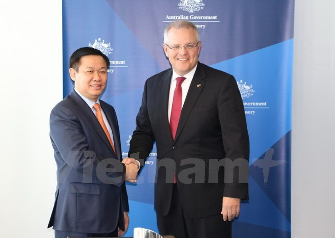 Deputy PM visits Australia to beef up bilateral ties, Government news, Vietnam breaking news, politic news, vietnamnet bridge, english news, Vietnam news, news Vietnam, vietnamnet news, Vietnam net news, Vietnam latest news, vn news