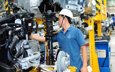 Ministry seeks support for car industry, vietnam economy, business news, vn news, vietnamnet bridge, english news, Vietnam news, news Vietnam, vietnamnet news, vn news, Vietnam net news, Vietnam latest news, Vietnam breaking news