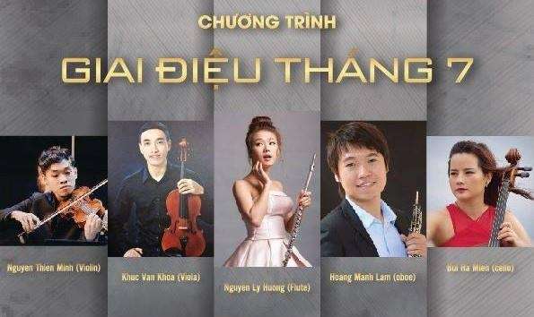 Events scheduled in Hanoi & HCM City from July 24 to 30
