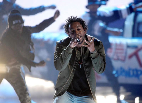 Kendrick Lamar scathing 'Humble' video leads MTV VMA nominations