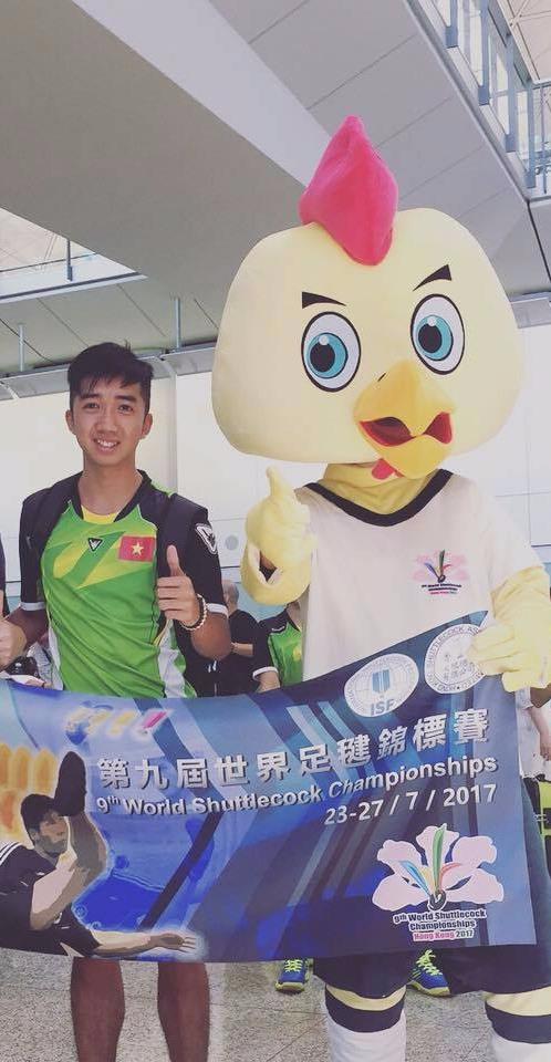 Vietnam win first gold in world championships