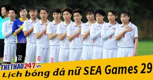 Vietnam women's national football team ready for SEA Games