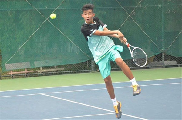 ITF Junior Becamex Cup tennis tournament, Nguyen Van Phuong, Vietnam economy, Vietnamnet bridge, English news about Vietnam, Vietnam news, news about Vietnam, English news, Vietnamnet news, latest news on Vietnam, Vietnam