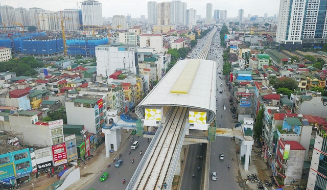 Three foreign firms to invest in Hanoi's urban railway network, vietnam economy, business news, vn news, vietnamnet bridge, english news, Vietnam news, news Vietnam, vietnamnet news, vn news, Vietnam net news, Vietnam latest news, Vietnam breaking news