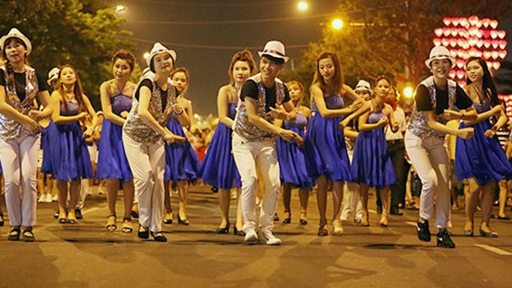 Da Nang to be livened up with colourful street dance festival