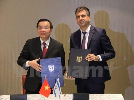 Vietnam, Israel seek measures to boost cooperation, Government news, Vietnam breaking news, politic news, vietnamnet bridge, english news, Vietnam news, news Vietnam, vietnamnet news, Vietnam net news, Vietnam latest news, vn news