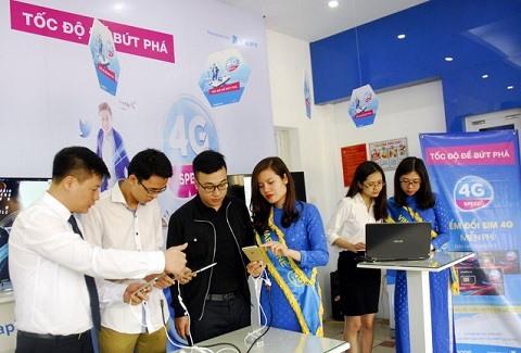 4G forecast to boom in Vietnam this year, IT news, sci-tech news, vietnamnet bridge, english news, Vietnam news, news Vietnam, vietnamnet news, Vietnam net news, Vietnam latest news, Vietnam breaking news, vn news