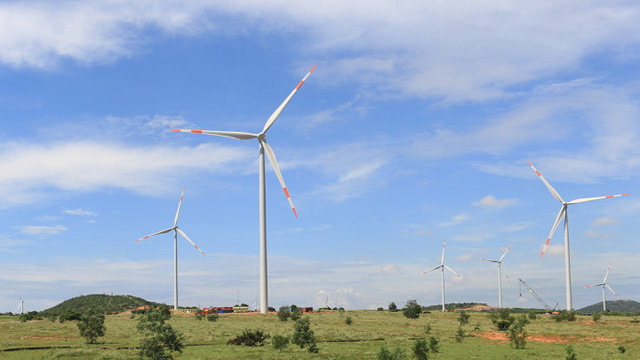 Vietnam hopes to export renewable energy equipment by 2050, vietnam economy, business news, vn news, vietnamnet bridge, english news, Vietnam news, news Vietnam, vietnamnet news, vn news, Vietnam net news, Vietnam latest news, Vietnam breaking news