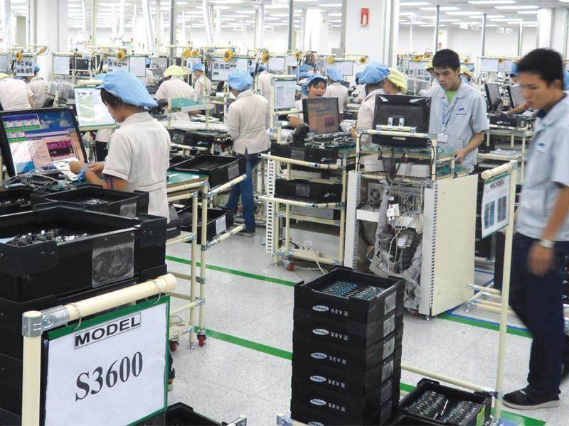 Samsung to heat up Vietnamese logistics market, vietnam economy, business news, vn news, vietnamnet bridge, english news, Vietnam news, news Vietnam, vietnamnet news, vn news, Vietnam net news, Vietnam latest news, Vietnam breaking news