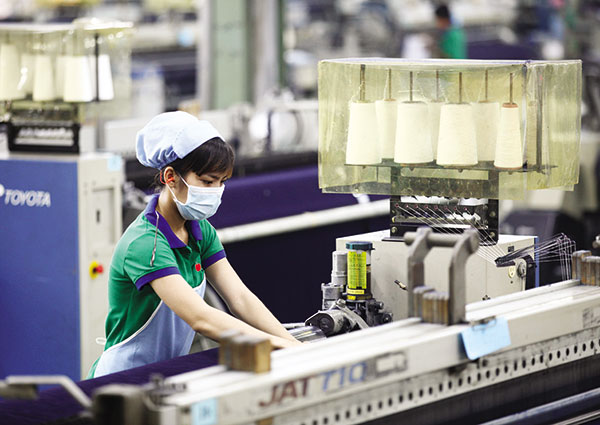 Vietnamese textile sector overcomes TPP fall-back in style, vietnam economy, business news, vn news, vietnamnet bridge, english news, Vietnam news, news Vietnam, vietnamnet news, vn news, Vietnam net news, Vietnam latest news, Vietnam breaking news