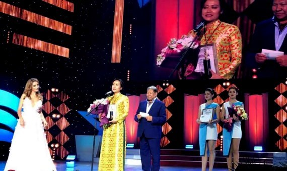 Vietnamese film honored at Eurasia Int'l Film Festival