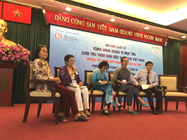 Experts urge better treatment, prevention of viral hepatitis B and C in Vietnam