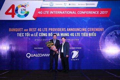 MobiFone voted top 4G service provider, IT news, sci-tech news, vietnamnet bridge, english news, Vietnam news, news Vietnam, vietnamnet news, Vietnam net news, Vietnam latest news, Vietnam breaking news, vn news