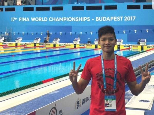 World swimming champs, FINA World Championships, Vietnam economy, Vietnamnet bridge, English news about Vietnam, Vietnam news, news about Vietnam, English news, Vietnamnet news, latest news on Vietnam, Vietnam