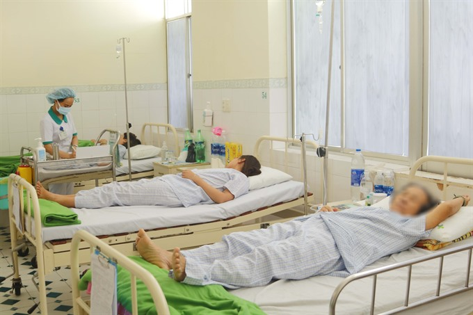 Food poisoning in Da Nang: 46 Lao visitors treated