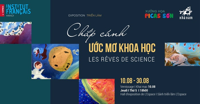Exhibition – Meeting: Dreams of Science at L'Espace Hanoi