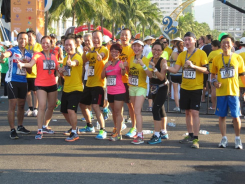 Marathoners to race along coast track in Danang, Sports news, football, Vietnam sports, vietnamnet bridge, english news, Vietnam news, news Vietnam, vietnamnet news, Vietnam net news, Vietnam latest news, vn news, Vietnam breaking news