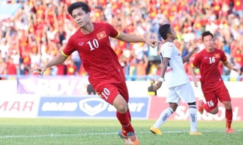 Nguyen Cong Phuong among top five strikers in Southeast Asia, Sports news, football, Vietnam sports, vietnamnet bridge, english news, Vietnam news, news Vietnam, vietnamnet news, Vietnam net news, Vietnam latest news, vn news, Vietnam breaking news