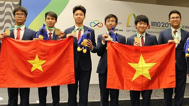 2017 Olympiads a victory for Vietnamese brainpower, social news, vietnamnet bridge, english news, Vietnam news, news Vietnam, vietnamnet news, Vietnam net news, Vietnam latest news, vn news, Vietnam breaking news