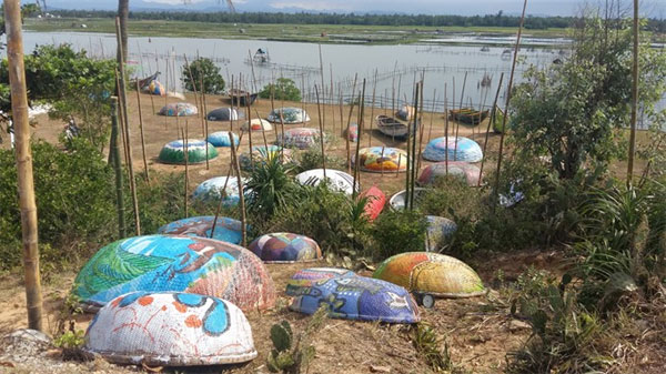 Tam Thanh art community village wins Asian Townscape Award