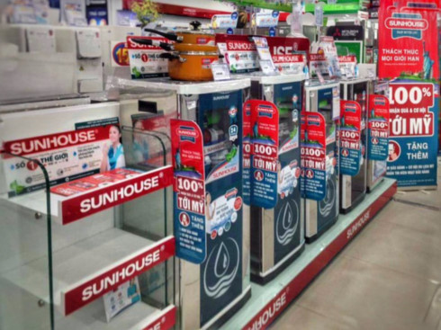 Small home appliance manufacturers struggle to gain domestic market share, vietnam economy, business news, vn news, vietnamnet bridge, english news, Vietnam news, news Vietnam, vietnamnet news, vn news, Vietnam net news, Vietnam latest news, Vietnam