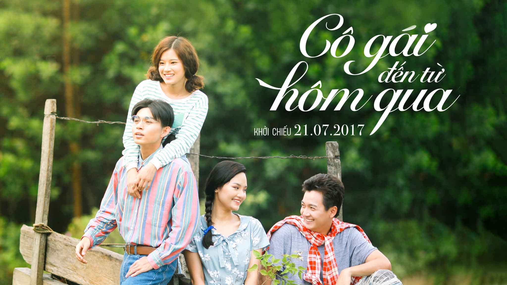 Movie 'Girl From Yesterday' scores success, entertainment events, entertainment news, entertainment activities, what's on, Vietnam culture, Vietnam tradition, vn news, Vietnam beauty, news Vietnam, Vietnam news, Vietnam net news, vietnamnet news, vietnamn