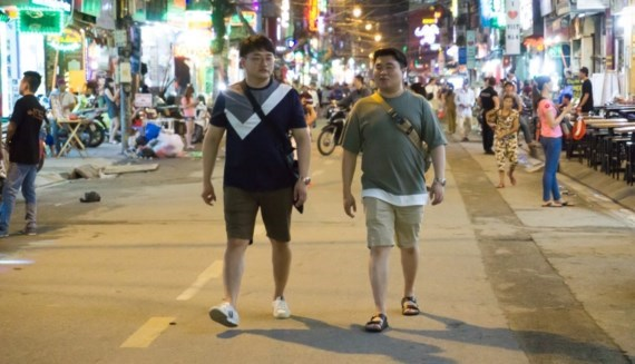 Bui Vien walking street to open on August 19, travel news, Vietnam guide, Vietnam airlines, Vietnam tour, tour Vietnam, Hanoi, ho chi minh city, Saigon, travelling to Vietnam, Vietnam travelling, Vietnam travel, vn news