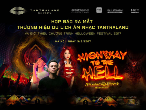 First-ever overnight Halloween EDM Fest launches in Vietnam, entertainment events, entertainment news, entertainment activities, what's on, Vietnam culture, Vietnam tradition, vn news, Vietnam beauty, news Vietnam, Vietnam news, Vietnam net news, vietnamn