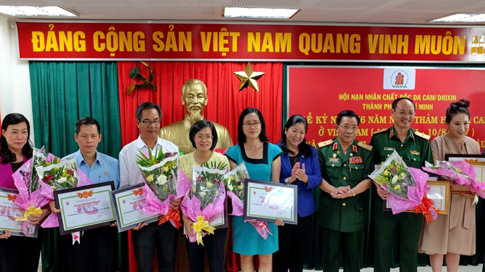 Orange Village for AO victims to open next year, social news, vietnamnet bridge, english news, Vietnam news, news Vietnam, vietnamnet news, Vietnam net news, Vietnam latest news, vn news, Vietnam breaking news