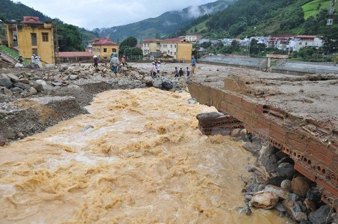 17 dead, 12 missing in floods in Yen Bai, Son La provinces, social news, vietnamnet bridge, english news, Vietnam news, news Vietnam, vietnamnet news, Vietnam net news, Vietnam latest news, vn news, Vietnam breaking news