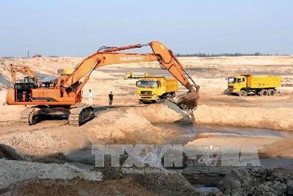 Thach Khe iron mine, solutions to protect the local environment, Vietnam economy, Vietnamnet bridge, English news about Vietnam, Vietnam news, news about Vietnam, English news, Vietnamnet news, latest news on Vietnam, Vietnam